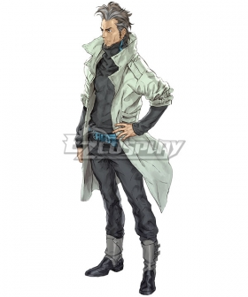 Zero Escape: The Nonary Games Ace Gentarou Hongou Cosplay Costume