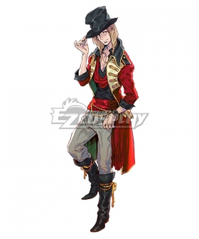 Zero Escape: Virtue's Last Reward Dio Cosplay Costume