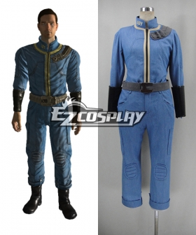 Fallout 3 New Vegas Van Buren Numbered Vault 101  Cosplay Costume