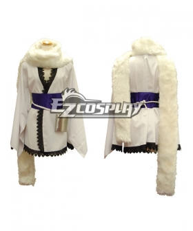 Zone-00 Kiri tsubo Cosplay  Costume