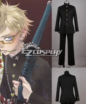 Zone-00 Shima Ango Cosplay Costume