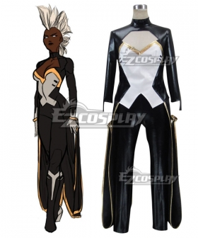 Marvel X-Men X MenStorm Mohawk Cosplay Costume