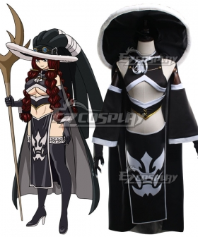Fairy Tail Season 3 Irene Berselion Cosplay Costume