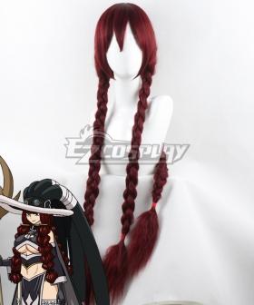 Fairy Tail Season 3 Irene Berselion Red Cosplay Wig
