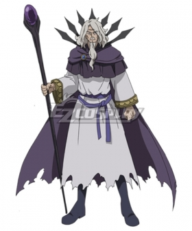 Fairy Tail Season 3 Wizard King August Cosplay Costume