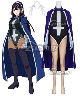Fairy Tail Ultear Milkovich Cosplay Costume