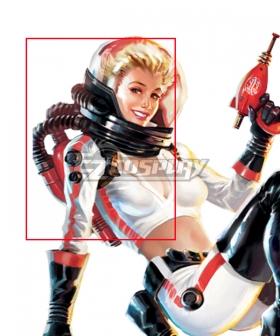 Fallout 4 Nuka-Girl Nuka Girl Helmet Cosplay Accessory Prop