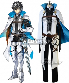 Fate Extella Link Saber Charlemagne Cosplay Costume