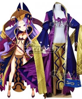 Fate Grand Order Assassin Wu Zetian Ascension Cosplay Costume