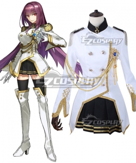 Fate Grand Order Fate Extella Link Scathach Cosplay Costume