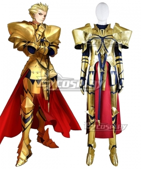 Fate Grand Order Fate Stay Night Fate Zero Archer Gilgamesh Cosplay Costume