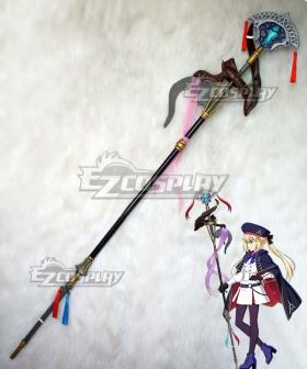 Fate Grand Order FGO Caster Artoria Pendragon Stage 2 Cosplay Weapon Prop