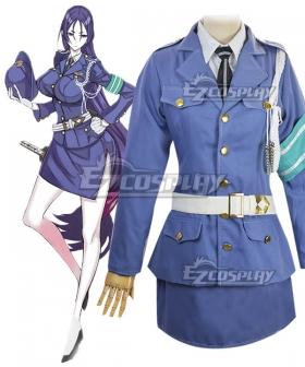 Fate Grand Order FGO Minamoto no Yorimitsu Minamoto no Raikou Police Cosplay Costume