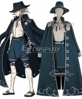 Fate Grand Order FGO Summer Swimsuit Edmond Dantes Cosplay Costume