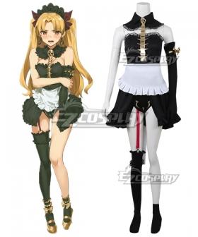 Fate Grand Order Lancer Ereshkigal Maid Wear Cosplay Costume