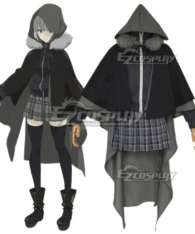 Fate Lord El-Melloi II Case Files Gray Cosplay Costume