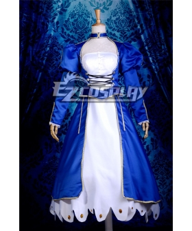 Fate Zero/Fate Stay Night Lolita Dress Cosplay Anime Costume-Y525