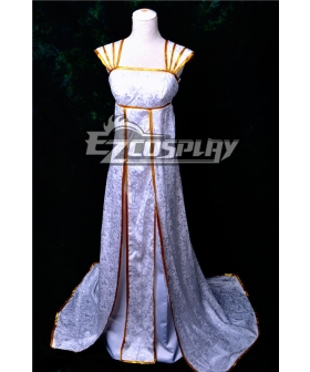FateZero Long Dress Cosplay Anime Costume-Y504