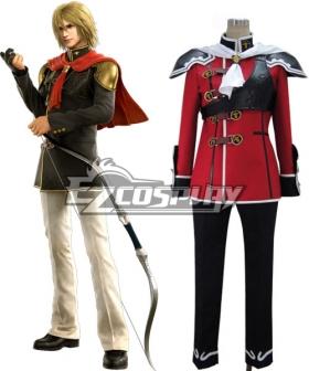 Final Fantasy Type0 Trey Formal Uniform Cosplay Costume
