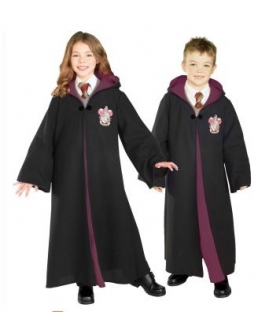 Harry Potter Gryffindor Robe Deluxe Child Costume  EHP0001
