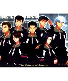 The Prince of Tennis Cosplay Fudomine Uniform