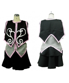 Arietta Cosplay Costume from Tales of the Abyss ETA0003