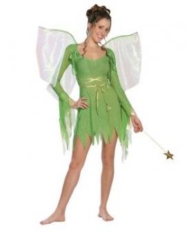 Tinkerbell Deluxe Teen Costume
