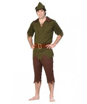 Peter Pan Adult Costume - B Edition