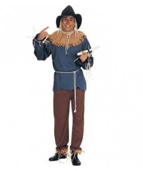 The Wizard of Oz Scarecrow Adult Costume EWO0004