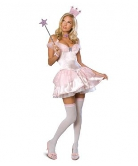 The Wizard of Oz Sexy Glinda Adult Costume EWO0012