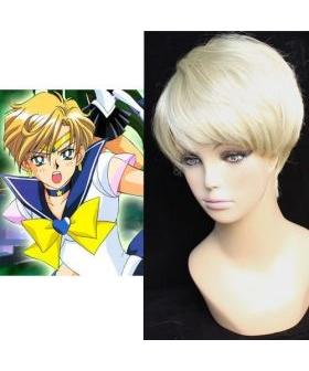 Sailor Moon Sailor Uranus Cosplay Wig