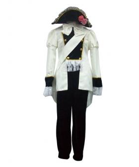 Austria Uniform Cosplay Costume From Axis Powers Hetalia