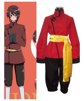 Hongkong Cosplay Costum From Axis Powers Hetalia