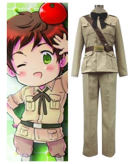 Antonio Fernandez Carriedo Cosplay Costume from Axis Powers Hetalia