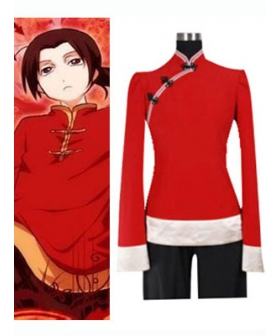 China Cosplay Costume from Axis Powers Hetalia - A Edition