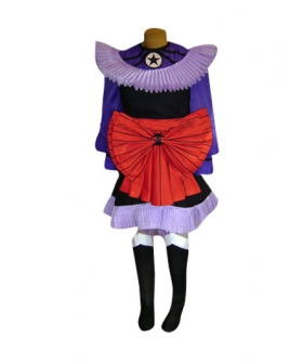 Sailor Moon Messiah of Silence Cosplay Costume