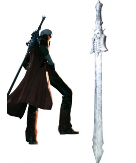 Devil May Cry Silver Cosplay Sword