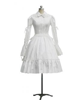 Gothic Lolita Frilled Dress