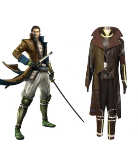 Devil Kings Sanguko Basara 2 Katakura Kagetsuna Cosplay Costume - A Edition