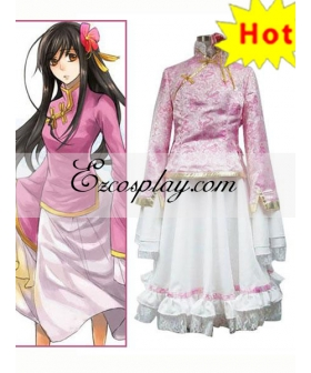 Taiwan Cosplay Costume from Axis Powers Hetalia