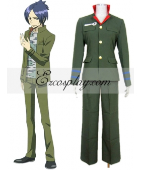 Katekyo Hitman Reborn! Kokuyo School Uniform Cosplay Costume