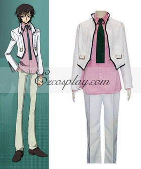Code Geass Lelouch Casual wear Cosplay Costume