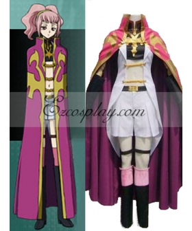 Code Geass Anya Alstreim Knight Cosplay Costume