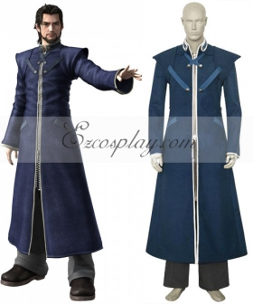 Final Fantasy VII 7 Reeve Tuesti Cosplay Costume