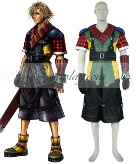 Final Fantasy X-2 FF10-2 Shuyin Cosplay Costume