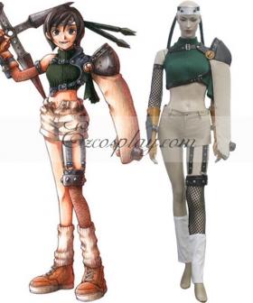 Final Fantasy VII Yuffie Kisaragi Cosplay Costume - C Edition