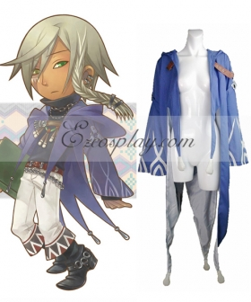 Harvest Moon Animal Parade Wizard Cosplay Costume
