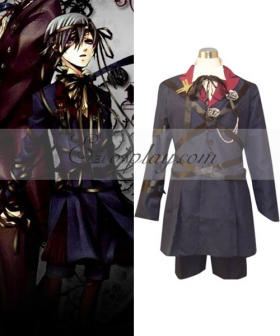 Black Butler Ciel Phantomhive Belt Uniform Cosplay Costume