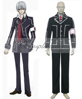 Vampire Knight Kiryu Zero Boys' Day Class Halloween Cosplay Uniform Costume