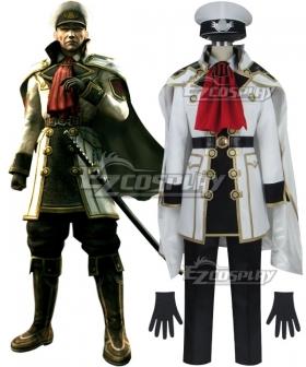 Final Fantasy Type-0 Cid Aulstyne Cosplay Costume